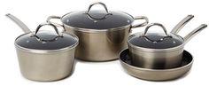 Premium Pressure Forged Cookware 7pc set - $119.00