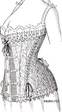 Leon & Jules Rainal Freres  1907 Paris  Maternity corset  Wikicomons Maternity Wear, Maternity Fashion, Corset, Pregnancy Costumes, Edwardian Fashion, Historical Clothing, Costume Accessories, Fashion History, Nightwear