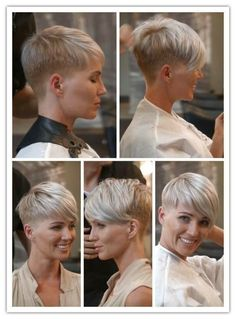 16 excellent womens hairstyles waves ideas new site Short Afro Hairstyles Excel Short Afro Hairstyles Afro Excel Excellent hairstyles Ideas Short site Waves womens Short Afro Hairstyles, Short Pixie Haircuts, Quick Hairstyles, Classic Hairstyles, Undercut Hairstyle, Female Hairstyles, Woman Hairstyles, Short Blonde, Short Hair Cuts For Women