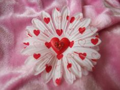 Valentine's Flower by ang744 on Etsy, $2.50