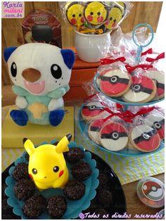 Pokémon Birthday Party via Kara's Party Ideas   KarasPartyIdeas.com (6)