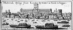 Great Plague of London, 1665-66