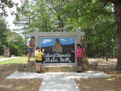 Crater of Diamonds State Park, AR