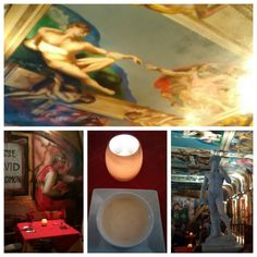 Galleria de Paco in Waterloo, IA, really cool place with great food