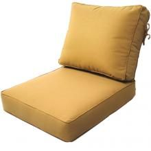 Canvas Wheat Refresh Your Patio Furniture Set With New Outdoor Cushions Available In Multiple Colors