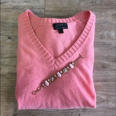 J.CREW CASHMERE Sweater Perfect for spring, please ask any questions you might have. J. Crew Sweaters