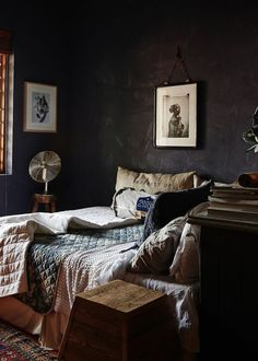 Sibella Court (The society inc) & Ben Harper Sydney home || Photo : Sean Fennessy pour Lucy Feagins The design Files