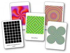 20 trompe-l'œil et illusions d'optique à imprimer, 5 sens vue