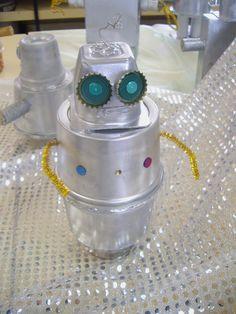 Robot Junk Sculptures