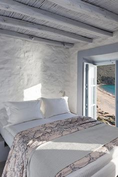 All you need... Coco-Mat Eco Resdences in Serifos Island, Aegean sea.