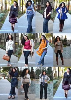 February 2011 plus size outfits am starting to do my copy cat