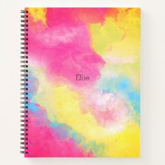 Pretty Watercolor Sketchbook Notebook   back to school outfuts, first day of school stories, old school cholas #backtoschoolbraids #backtoschoolcikarang #backtoschoolcolor, back to school, aesthetic wallpaper, y2k fashion Male Teacher Gifts, Homemade Teacher Gifts, Preschool Teacher Gifts, Student Teacher Gifts, Funny Teacher Gifts, Personalized Teacher Gifts, Teacher Christmas Gifts, Back To School For Teens, Back To School Highschool