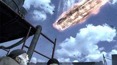 "The intra-atmospheric FTL 'jump' from New Caprica from ""Battlestar Galactica"" ""Exodus""). Babylon 5, Battlestar Galactica, Disney Movies, Doctor Who, Star Trek, Science Fiction, Favorite Tv Shows, Pop Culture, Fandoms"