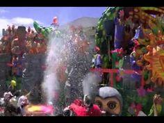 Video promocional Carnaval Negros y Blancos 2014-2015 Ven a nuestro mas Hermosos y Colorido Festival