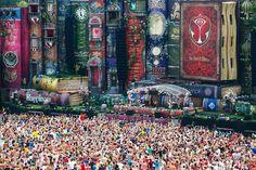 Belgium's Tomorrowland