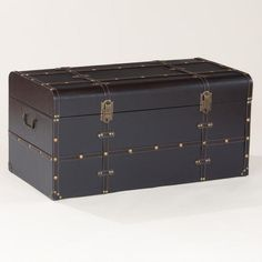 One of my favorite discoveries at WorldMarket.com: Travellers Trunk