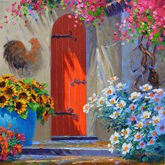 Original Oil Paintings | Mikki Senkarik