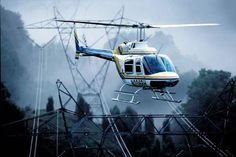Learn more about the Bell 206 Helicopter