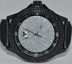 ICE MANIA DIAMOND WATCH 0.12CT WITH TWO EXTRA LEATHER BANDS #MidwestJewellers