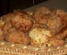 Rezept Käseknaunzen von clkabo - Rezept der Kategorie Brot & Brötchen