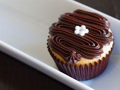Madagascar Bourbon Vanilla cake with our rich chocolate ganache frosting