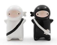 Ninja Salt and Pepper Set