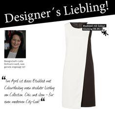 Wie jeden Monat präsentiert Designchefin Jutta uns heute wieder ihren Favoriten der Linie Collection! Den April-Liebling findet ihr ab sofort in unseren #zero Stores und natürlich online.
