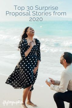 """Love wins. Throughout its many ups and downs, twists and turns, highs and lows, 2020 has proven to be a year beyond compare. Check out these romantic stories for proposal ideas to get you on track to your own special version of """"Will you marry me?"""" 📸 Rojeena in Maui Surprise Proposal, Proposal Ideas, Proposal Photographer, Cute N Country, Jackson Hole, Park City, Marry Me, Love Story, Short Sleeve Dresses"""
