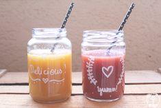 copos personalizados com caneta posca