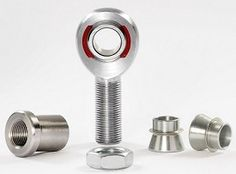 "$50.24 ea Heat Treated Chromoly 1.25"" Heim Joint Kit"