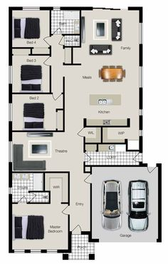 The Meaning of Houses no Dr. Model House Plan, My House Plans, House Layout Plans, House Layouts, House Floor Plans, Studio Apartment Layout, Next At Home, Luxury Apartments, Home Interior Design
