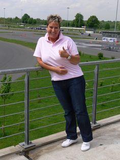 Marita Köllner - et fussich Julche ... der Kölner Karneval funktioniert nicht ohne sie / ADAC #Fahrsicherheitszentrum Grevenbroich