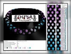 Photo Bead Crochet Patterns, Bead Crochet Rope, Loom Patterns, Collar Redondo, Tapestry Crochet, Wire Jewelry, Beaded Jewelry, Beaded Bracelets, Clip Art