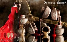 Smoke and Mirror Collectie van Bio Sculpture Gel