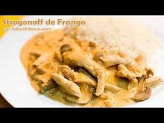 Receita de Strogonoff de Frango – Para Comer e Chorar por Mais   Dicas Online