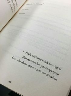 Quotes Rindu, Poet Quotes, Book Qoutes, Quotes From Novels, Story Quotes, Tumblr Quotes, Daily Quotes, Life Quotes, Photography Love Quotes