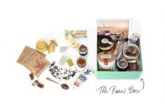 Try The World - Discover great food from around the world in a box 30%OFF the Paris Box