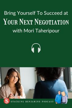 Whether it's compensation at the office, or improvement in your personal life, negotiation is a vital skill we all need to hone. Watch Netflix, New Job, Read More, Connect, Hold On, Remote, Have Fun, At Least, Bring It On