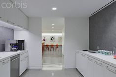 Photography of Perry Ellis illuminated with USAI Lighting's NanoLED and BeveLED products. Perry Ellis, Break Room, Lighting Design, Kitchen Cabinets, Furniture, Home Decor, Light Design, Decoration Home, Room Decor
