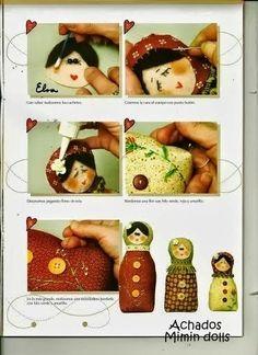 Mimin Dolls: matrioskas