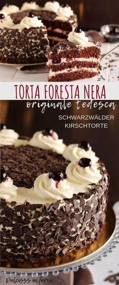 49 Ideas for cheese cake ricetta tedesca Healthy Dessert Recipes, Easy Desserts, Delicious Desserts, Cake Recipes, Chocolate Trifle Desserts, Chocolate Recipes, Cake Chocolate, Cheese Cake Filling, Biscotti