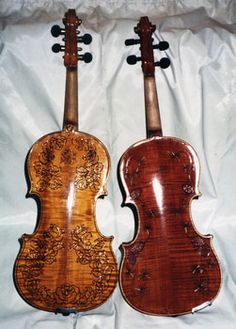 #violin -beautiful detailing