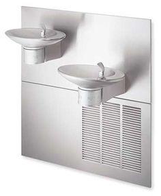 HAC Series Bi-Level HAC8FS-BL-Q ADA Wall Mounted Drinking Fountain ...