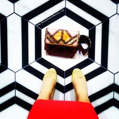 Just doing a quick #FromWhereIStand from the catwalk of the Harvey Nichols A/W 2015 Fashion Show. What I'm wearing aka my #ootd is Jimmy Choo bag, Alejandro Ingelmo nude high heels & wolford fatal dress. Check out full story on blog at www.DonnaHeartsBeauty.com