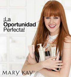 Quedamos en el blog: Colsultora Independiente Mary Kay