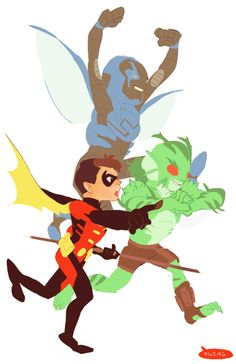 3 new reasons to love young justice