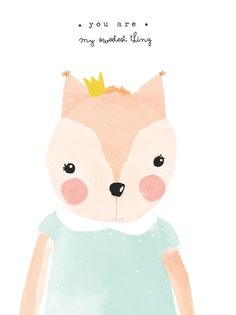 catita Illustrations - Foxie