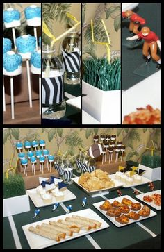 football party ideas | Football Party Everything | Pinterest