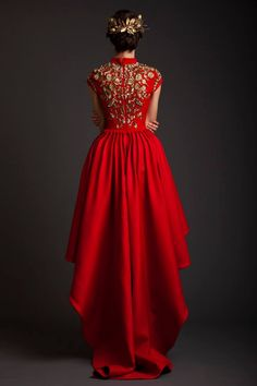 ♥ Romance of the Maiden ♥ couture gowns worthy of a fairytale - Krikor Jabotian Beautiful Gowns, Beautiful Outfits, Krikor Jabotian, Vestidos Vintage, Couture Collection, Spring Collection, Mode Style, The Dress, Dream Dress