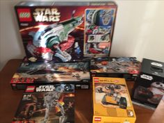 My xmas Lego haul...